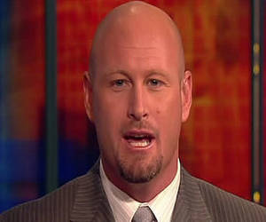 Trent Dilfer Wearing Suit and Tie