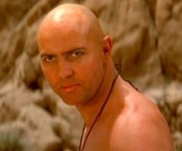 Arnold Voslo famous bald actor