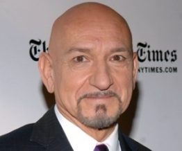 Sir Ben Kingsley bald actor