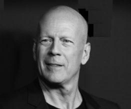 Bruce Willis bald actor