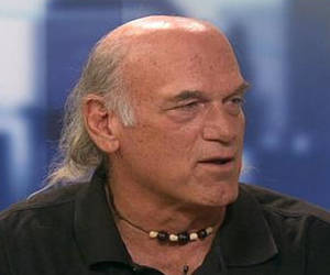 Jesse Ventura is an actor and former governor that is bald on top