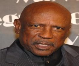 Louis Gossett jr African American bald actor