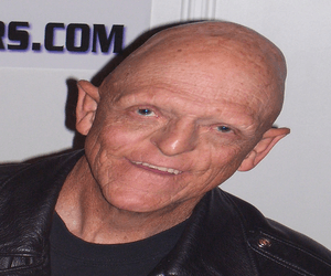 Michael Berryman bald horror movie actor