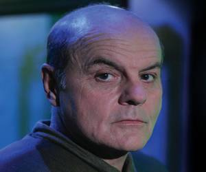Michael Ironside is a Cnadian actor and voice over that is bald