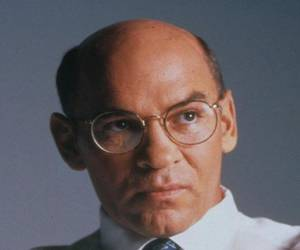 Mitch Pileggi bald actor famous for x-files