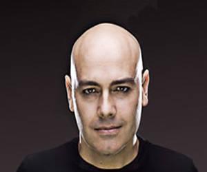 Peter Furler bald Australian musician