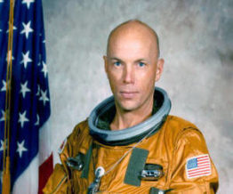 Story Musgrave - Bald American Astronaut