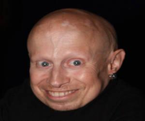 Vern Troyer Bald Dwarf Actor