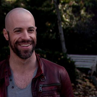 Chris Daughtry receding hairline and beard American Idol Singer formed own rock band