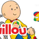 Caillou Bald Cartoon Character why?