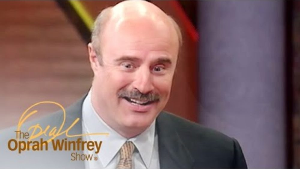 Dr Phil appearance on the oprah winfrey show