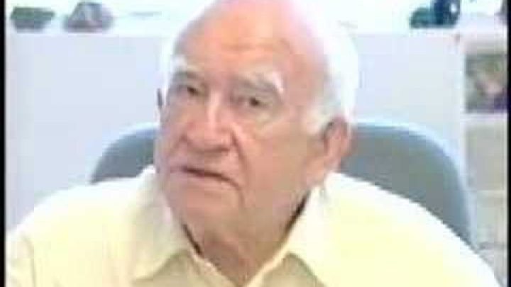 Ed Asner TV interview about 911