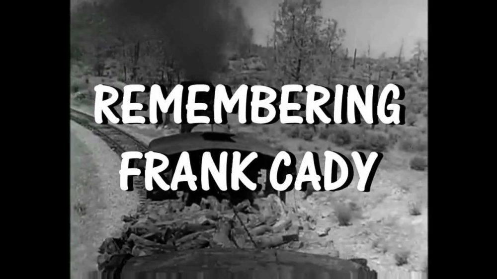 Frank Cady
