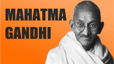 gandhi self reliance While challenging the power of the state in this way noncooperators have the opportunity to learn greater self-reliance gandhi held gandhi's nonviolent revolution.