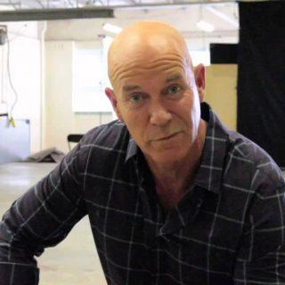 Gary Sweet veteran Aussie actor that has no hair