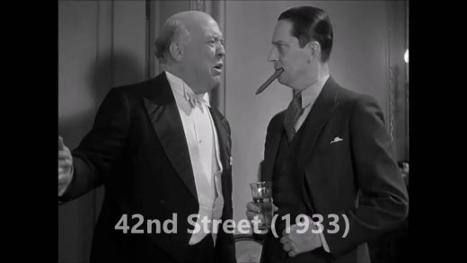 Guy Kibbee 42nd street movie scene screenshot