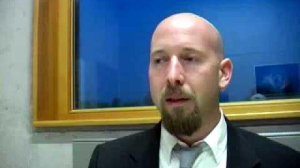 Matt Morginsky American Musician goatee beard