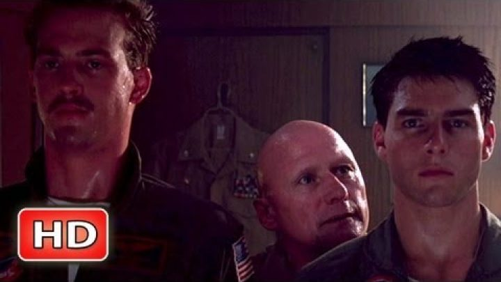 James Tolkan American Actor scene with tom cruise