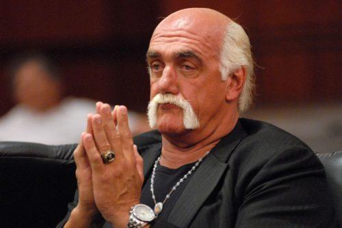 Hulk Hoganwas a bald professional wrestler