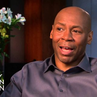 Kevin Eubanks black Musician interview for archive of american television