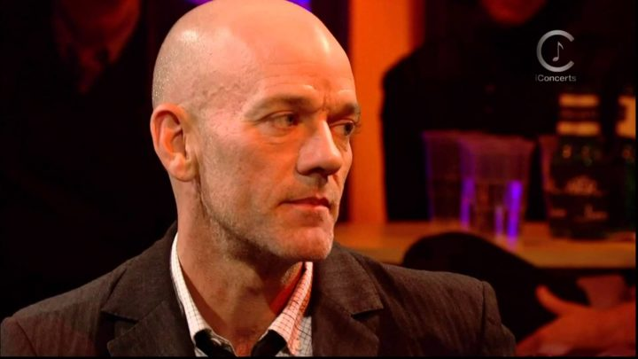 Michael Stipe Gay Musician from rock band REM