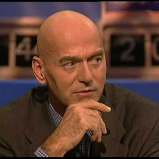 Pim Fortuyn bald politician appearance on television