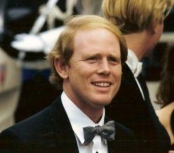 Ron Howard Comb over hair style