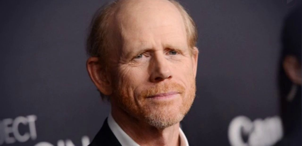 Ron Howard Hollywood director actor with receding hair