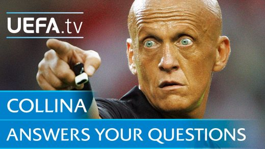 Pierluigi Collina – Italian Football Referee