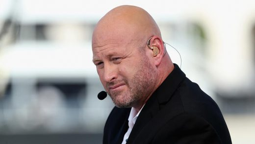 Trent Dilfer bald former NFL player