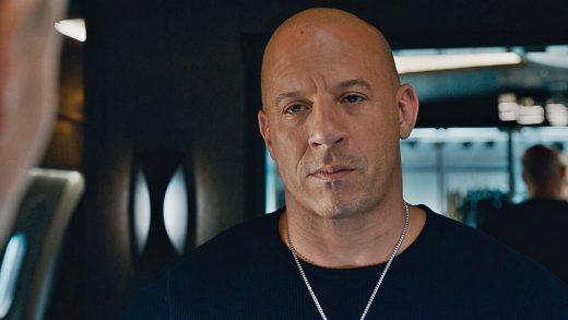 Vin Diesel – Bald Actor