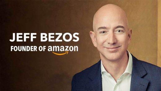 Jeff Bezos founder of amazon