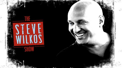 Promo poster for The Steve Wilkos Show