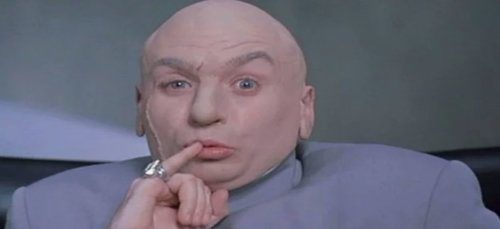 Mike Meyers as Dr Evil